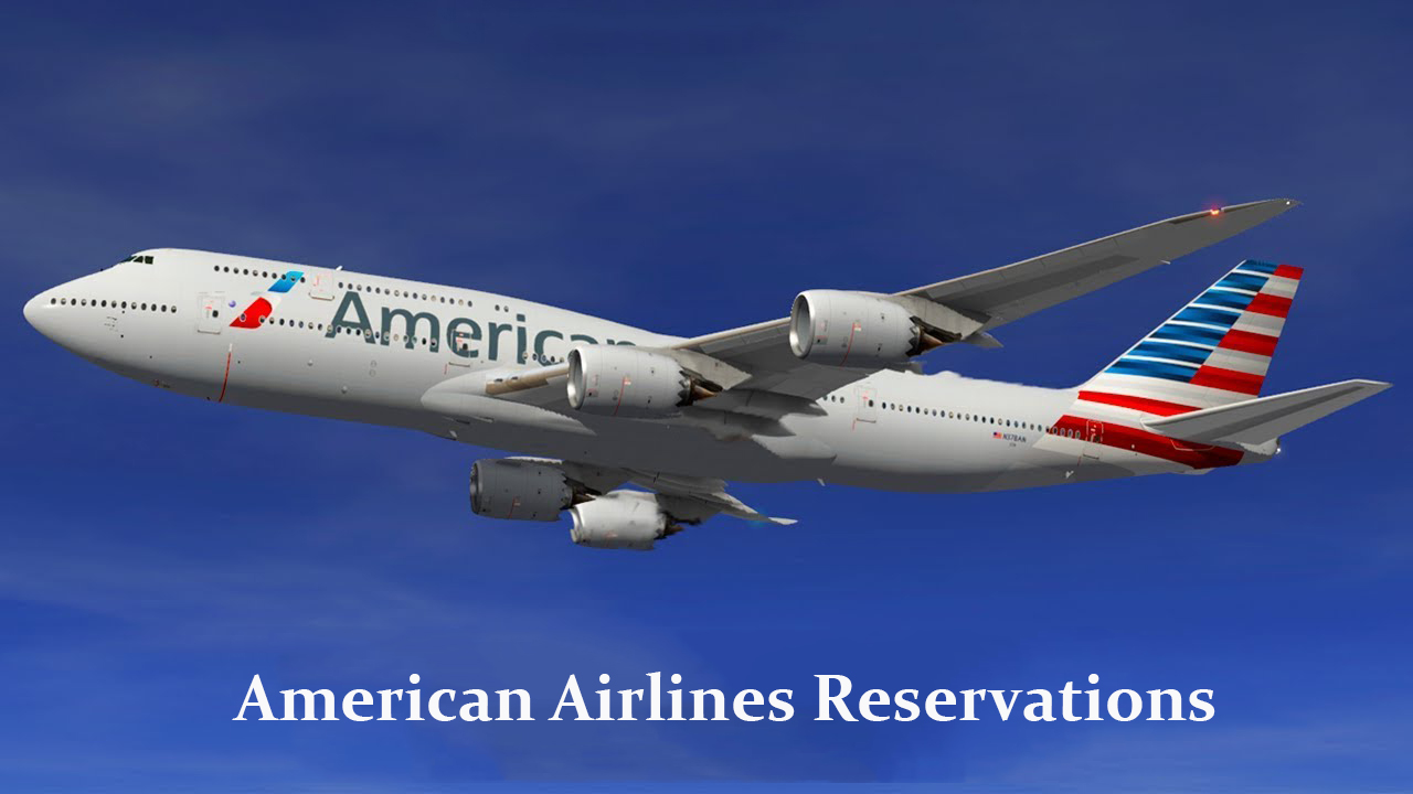 Dial American Airlines Reservations